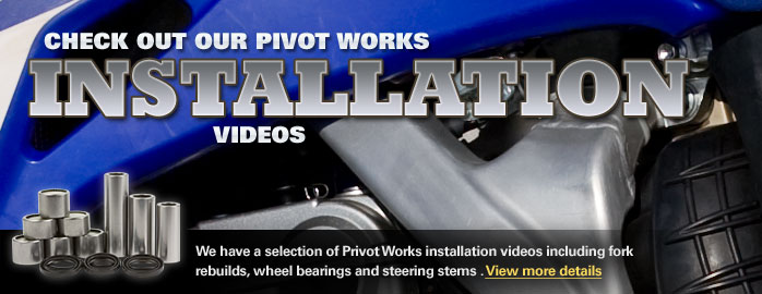 Pivot Works Installation Videos
